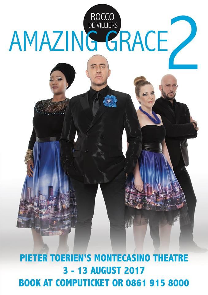 Amazing Grace 2 — Pieter Toerien Productions
