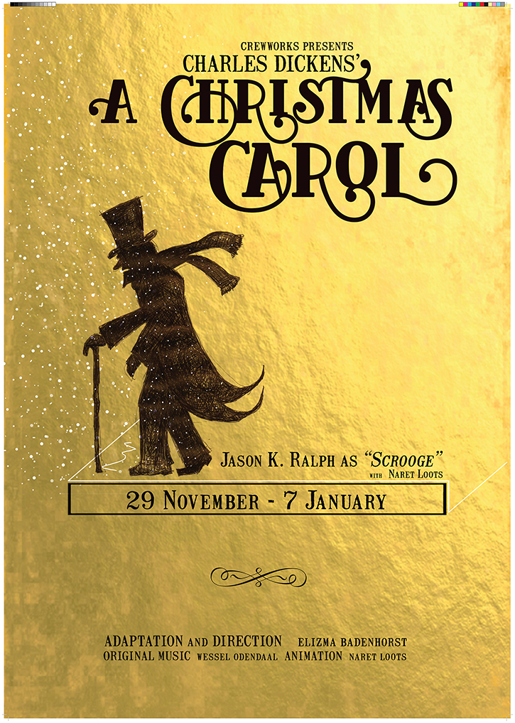 The Christmas Carol.A Christmas Carol Pieter Toerien Productions